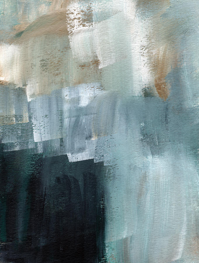 Days Like This - Abstract Painting Painting