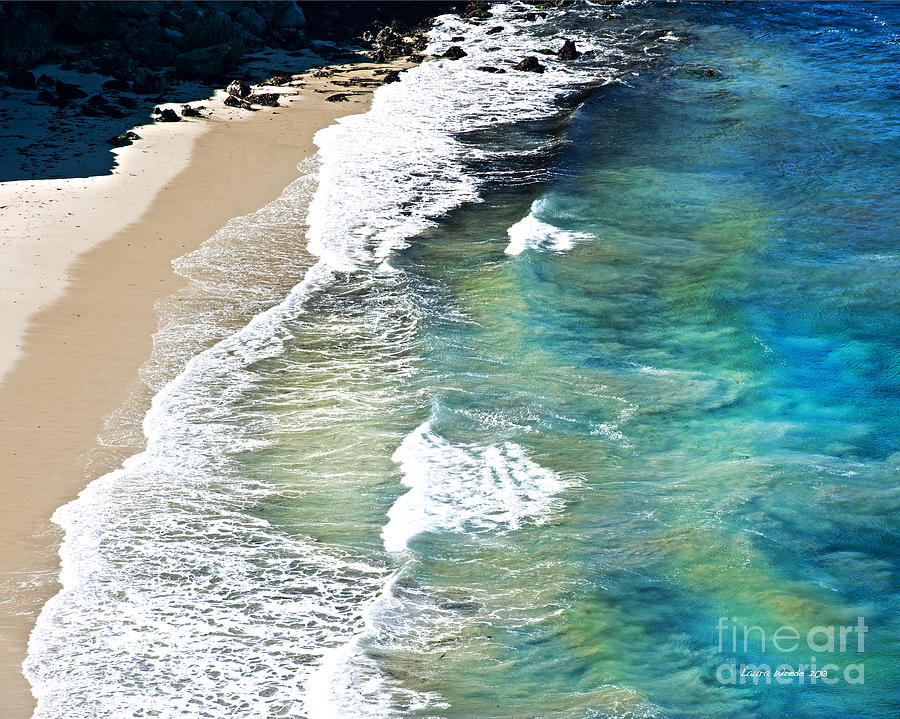 Days That Last Forever Waves That Go On In Time Photograph  - Days That Last Forever Waves That Go On In Time Fine Art Print