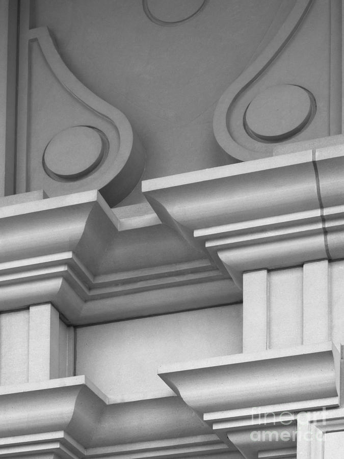 De Pauw University Detail Photograph  - De Pauw University Detail Fine Art Print