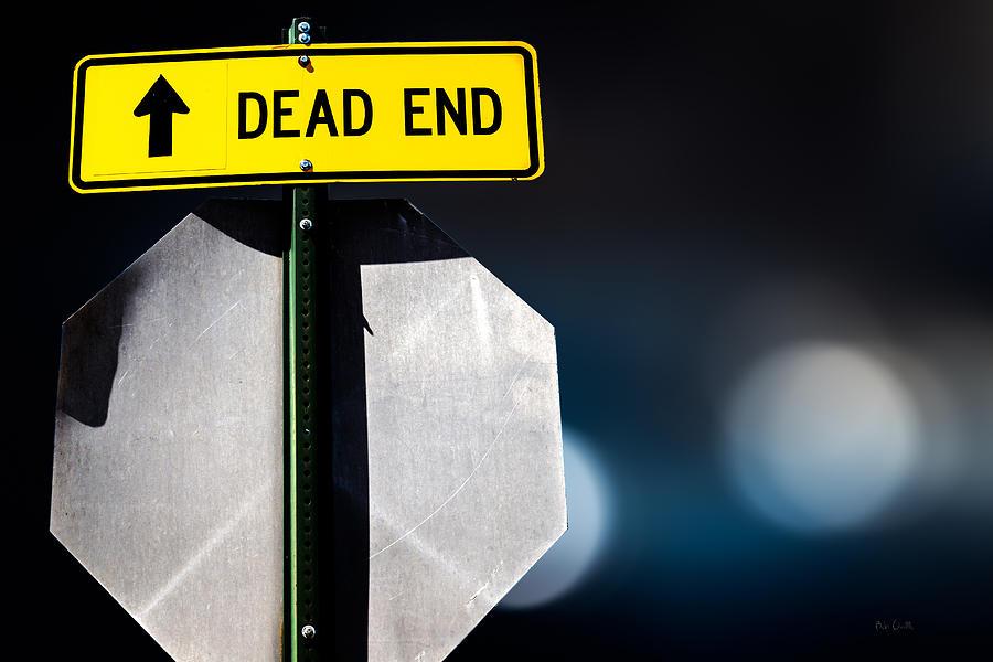 Dead End Photograph
