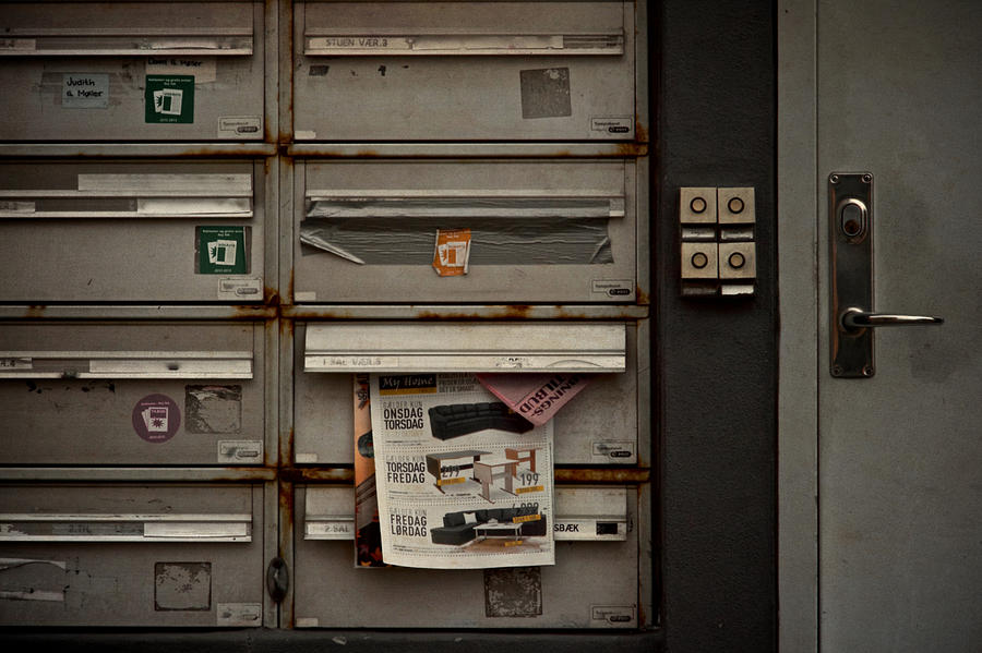 Dead Letters Photograph