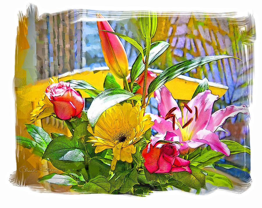 December Flowers Photograph