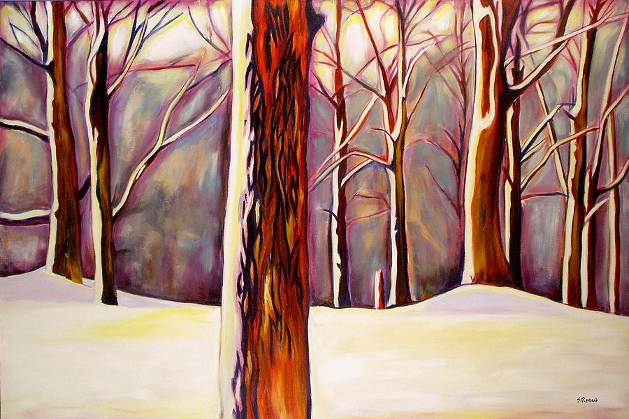 December Painting