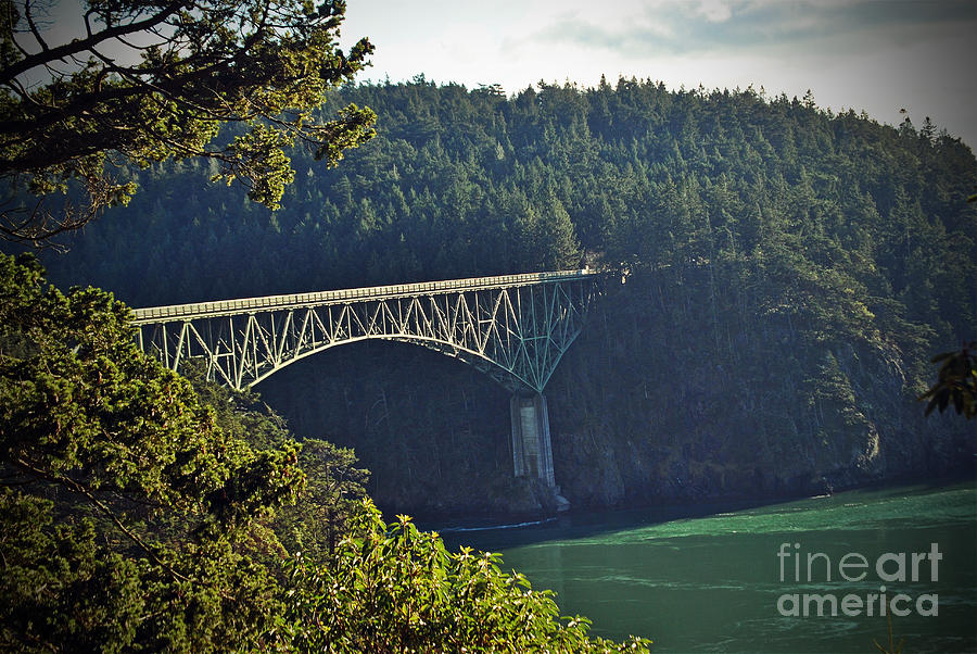 Deception Pass Photograph