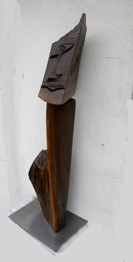 Deco Man Sculpture