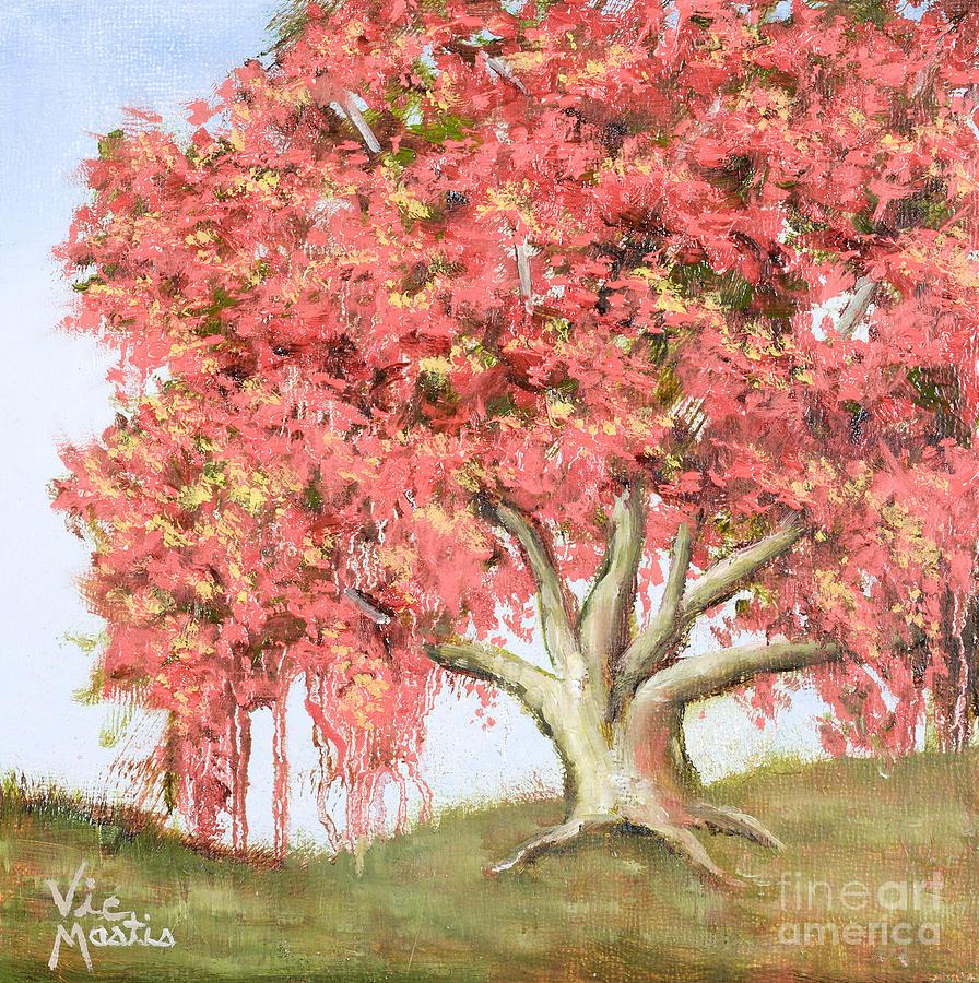 Deco Tree Painting