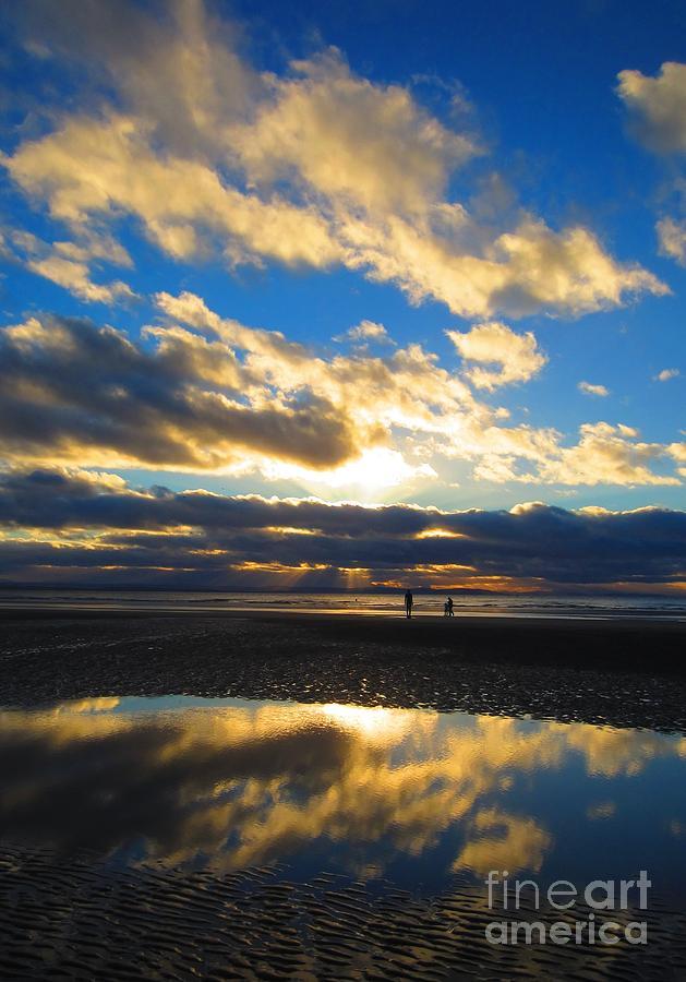 Digital Photograph - Deep Reflection by C Lythgo