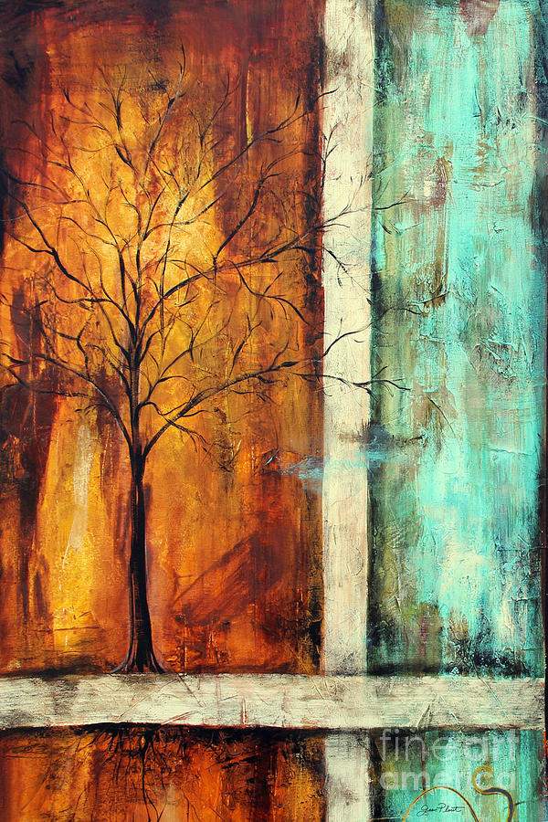 Deep Roots-c Painting