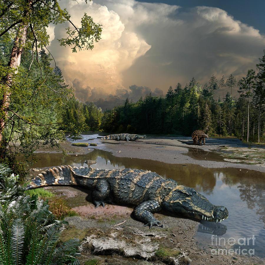 Atercurisaurus deinosuchus-julius-csotonyi