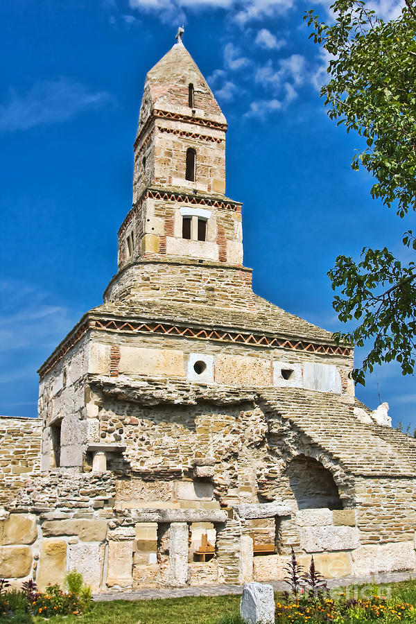 Densus Church Photograph