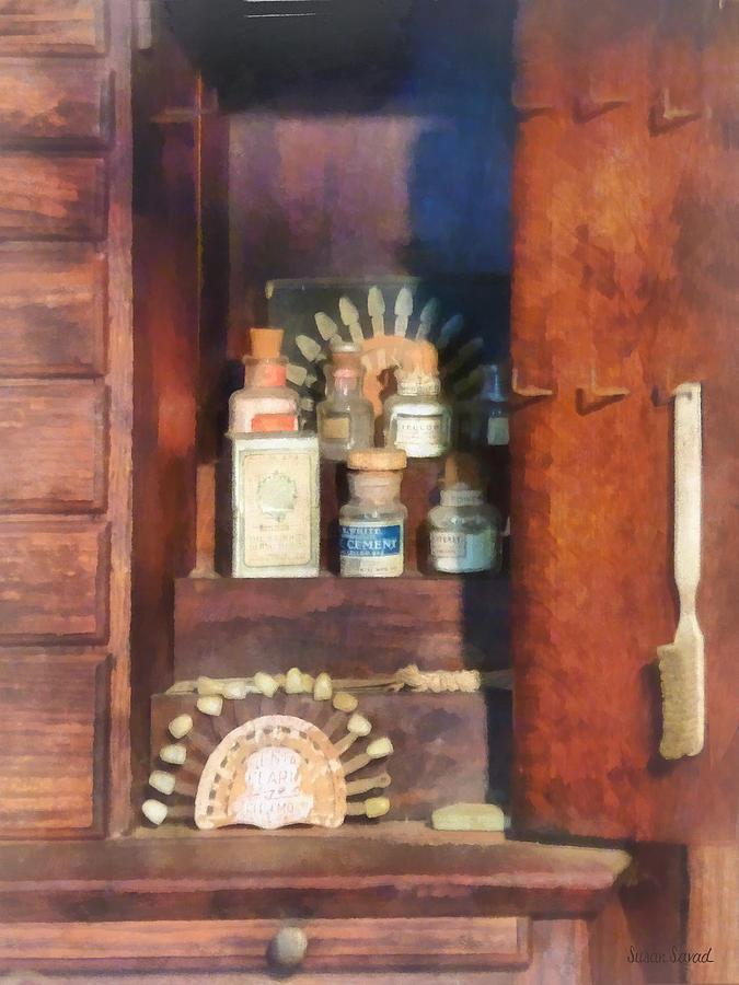 Dentist - Supplies For Making Dentures Photograph