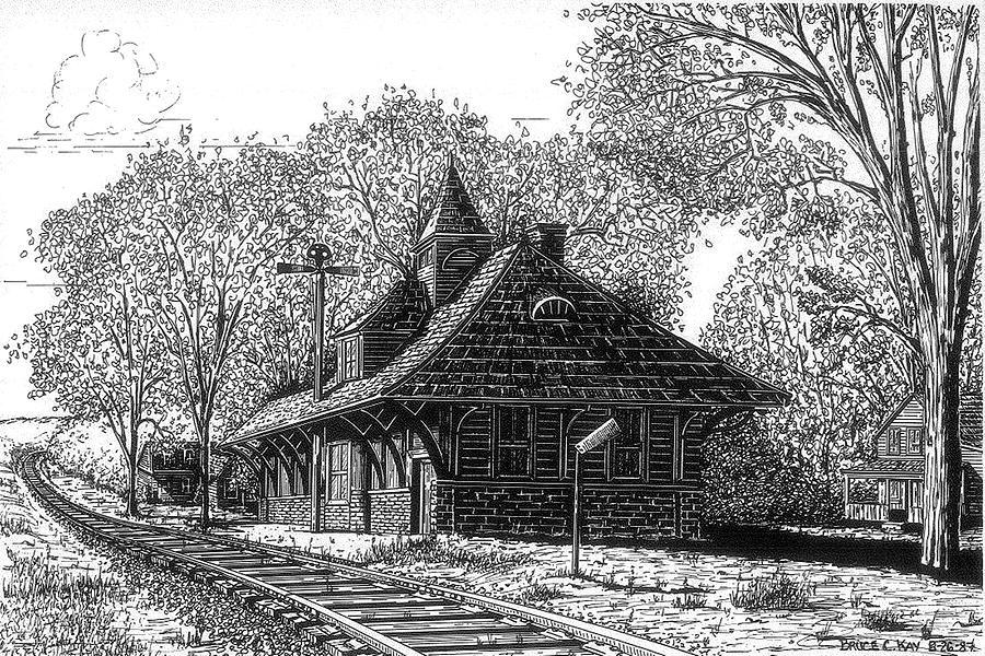 Depot Drawing
