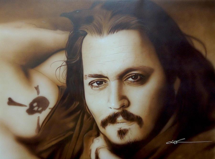 depp II Painting