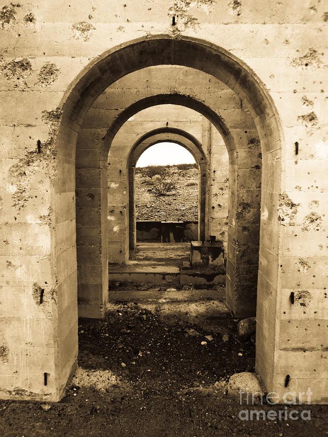 Desert Doorways Photograph