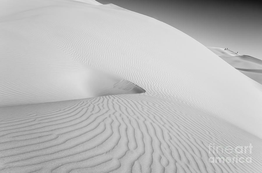 Desert Dunes Photograph