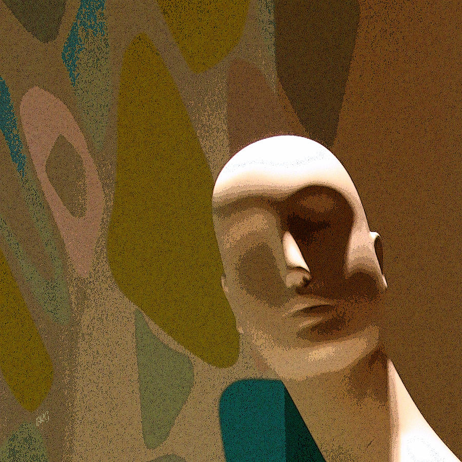 Design With Mannequin Photograph  - Design With Mannequin Fine Art Print