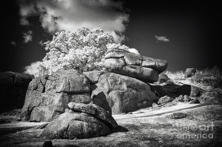 Devils Den - Gettysburg Photograph