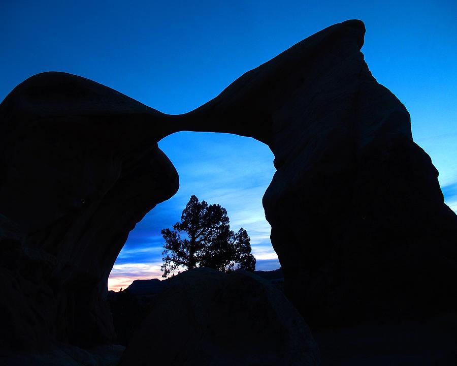 Devils Garden-metate Arch 011 Photograph