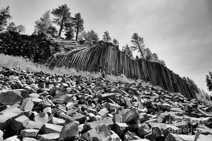 Devils Postpile National Monument Photograph