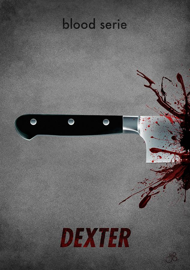Dexter Digital Art  - Dexter Fine Art Print
