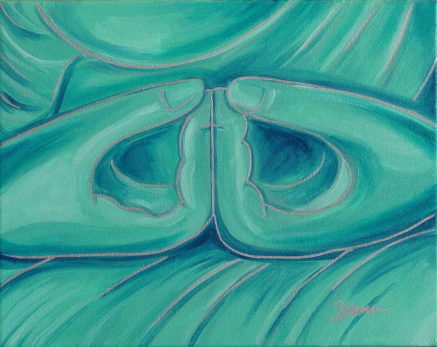 Dhyana Mudra 2 Painting