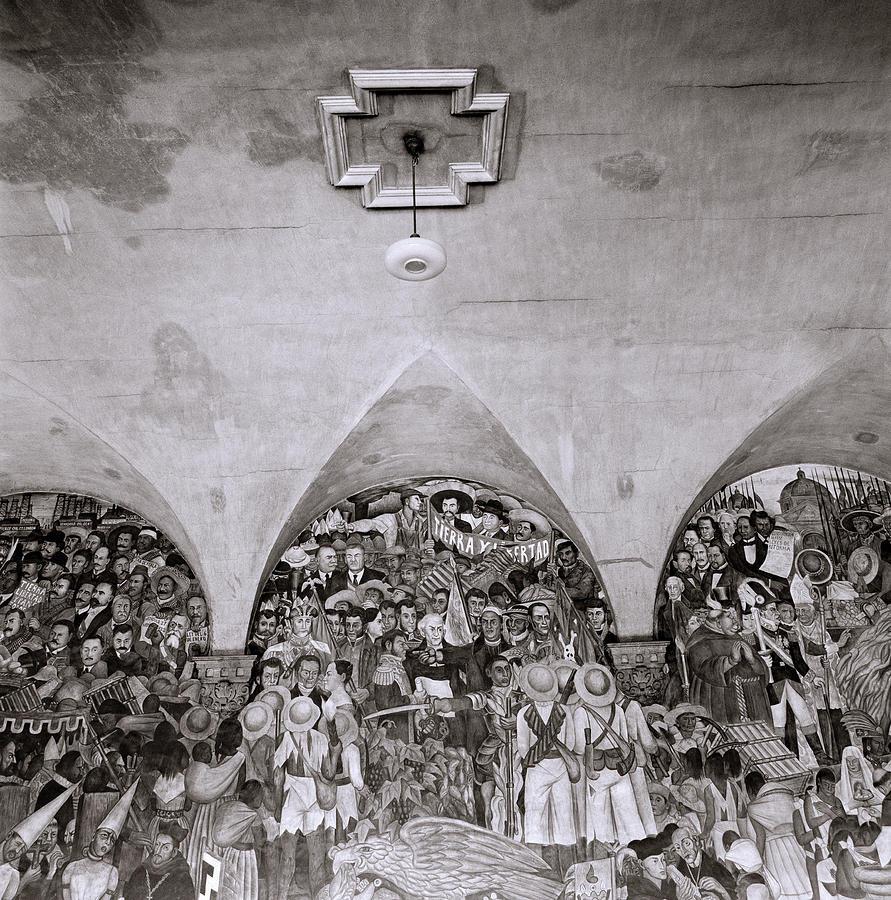 Diego Rivera Photograph