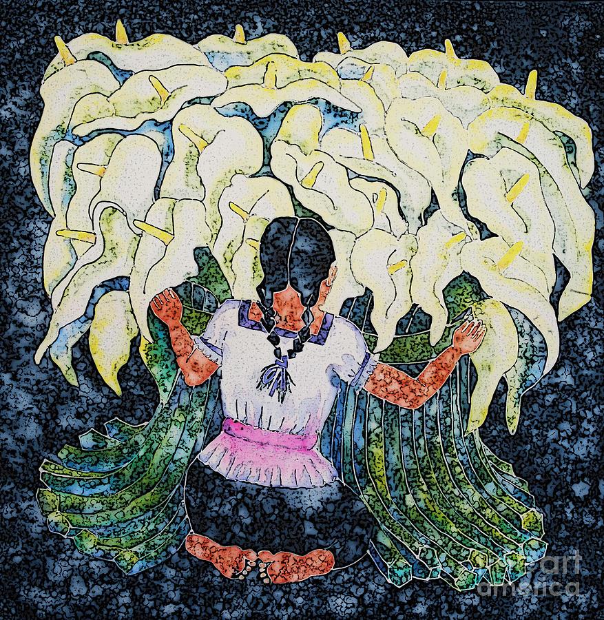 Diegos Calla Painting