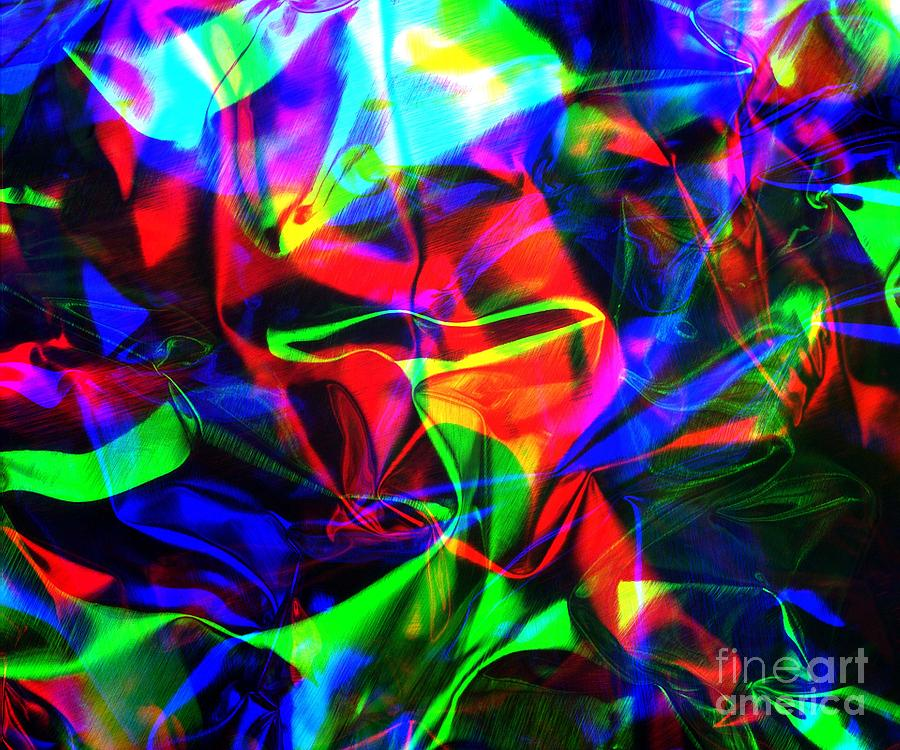 Rgb Photograph - Digital Art-a14 by Gary Gingrich Galleries