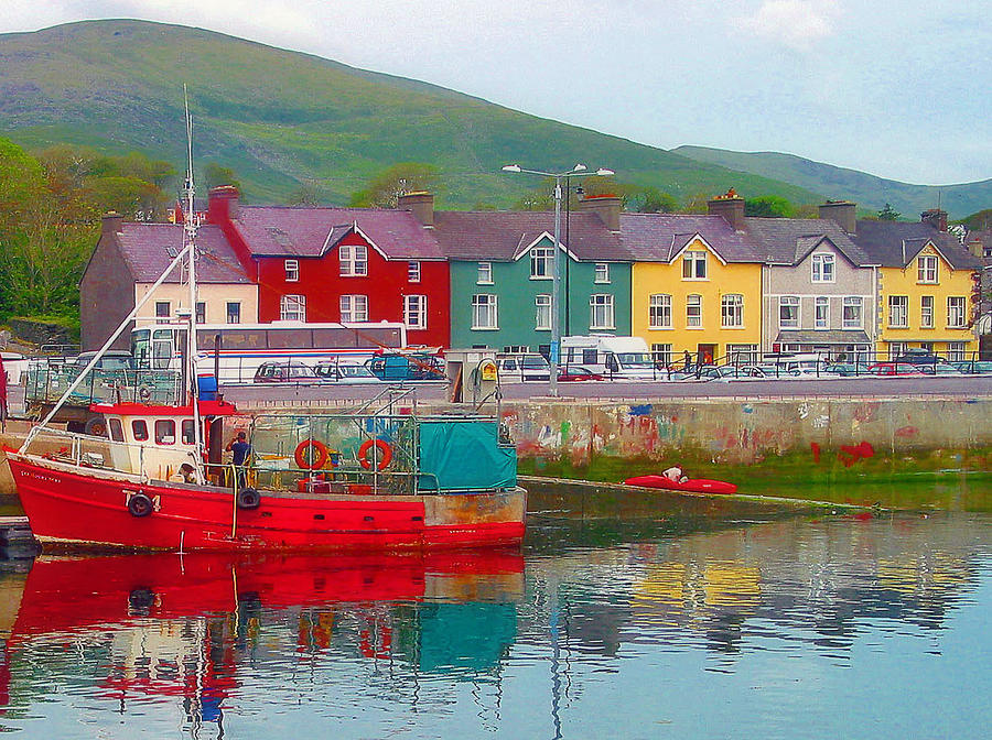 Dingle Ireland  city photos gallery : Dingle Ireland is a photograph by Jim McCullaugh which was uploaded on ...