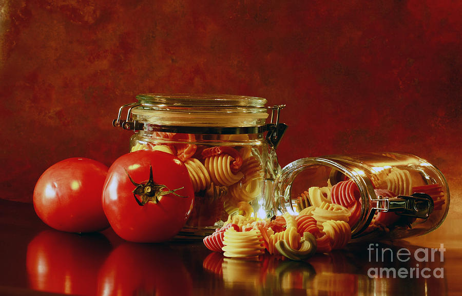 Discover Photograph - Discover A Taste Of Italy  by Inspired Nature Photography Fine Art Photography