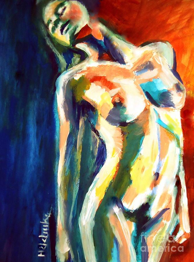 Rapturous Desire Painting