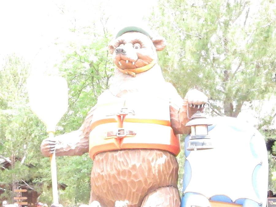 Disneyland Park Anaheim - 121246 Photograph