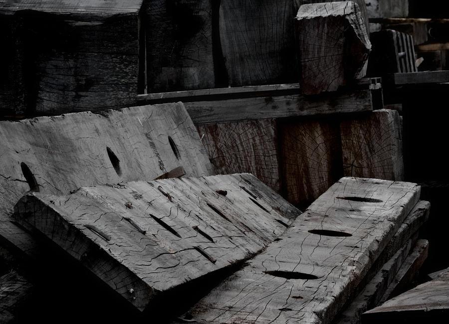 Disorder Photograph - Disorder by Odd Jeppesen