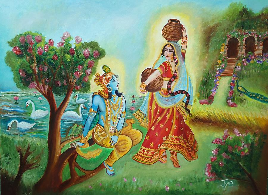 New Radhe Krishna Wallpapers Prem for free download