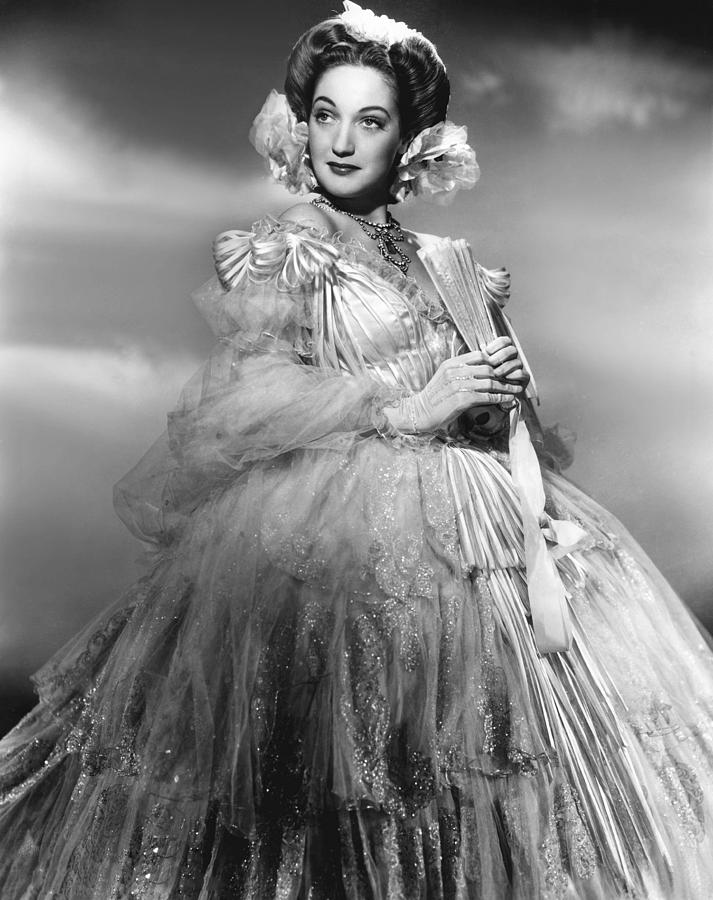 Dixie Dorothy Lamour 1943 Photograph By Everett