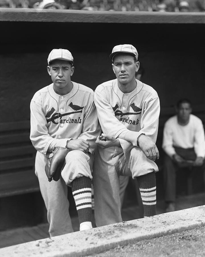 Dizzy Dean Cardinals Photograph