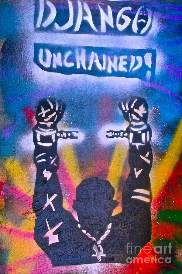 Django Unchained 2 Painting