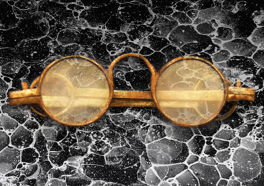 Doctor - Optometrist - Glasses Sold Here  Photograph  - Doctor - Optometrist - Glasses Sold Here  Fine Art Print
