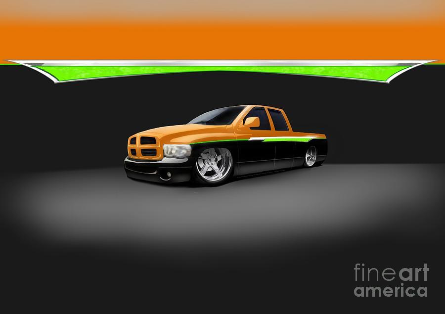 Dodge Digital Art