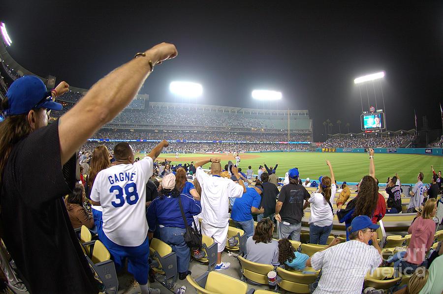 Dodger Stadium 3 Photograph