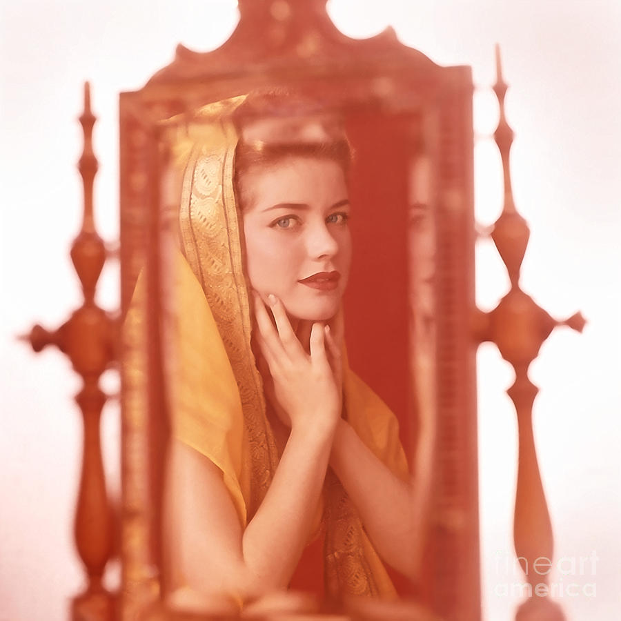 Dolores Hart Photograph