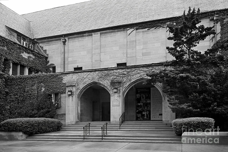 Dominican University Mazzuchelli Hall Photograph  - Dominican University Mazzuchelli Hall Fine Art Print
