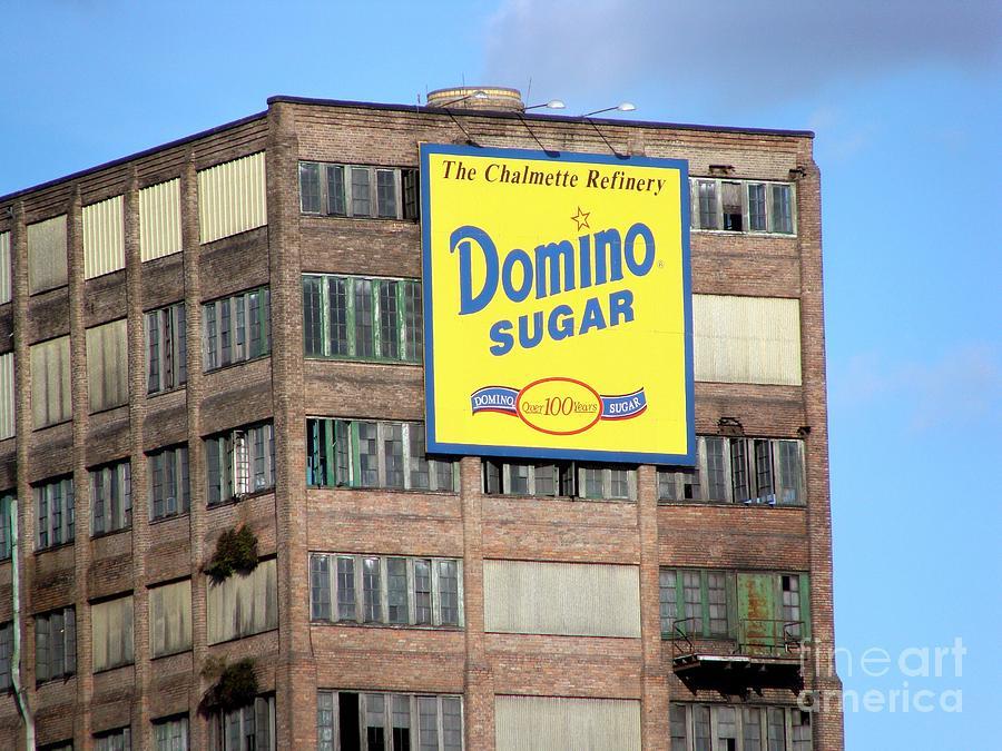 Domino Photograph