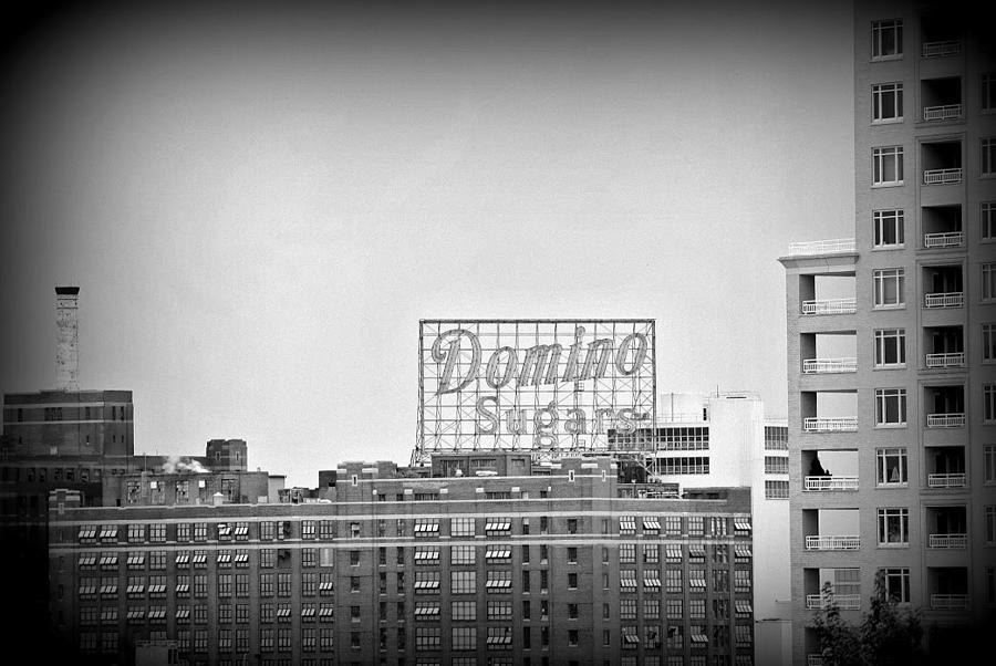 Domino Sugars Photograph  - Domino Sugars Fine Art Print