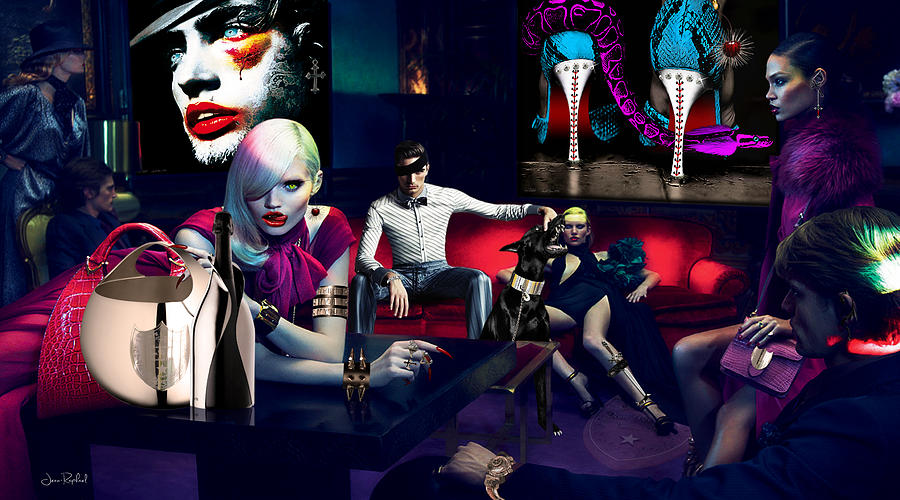 Dompe Club Digital Art