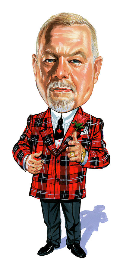 Don Cherry Painting  - Don Cherry Fine Art Print