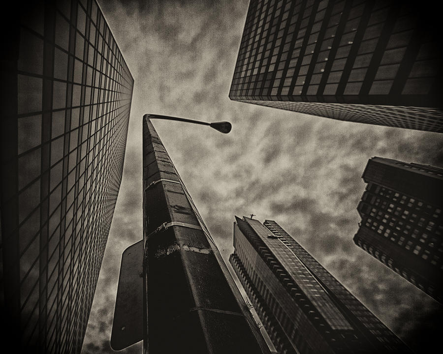Vancouver Photograph - Dont Let Them See You Cry You Can Take It.. by Russell Styles