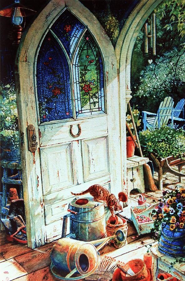 Door To My Heart by Hanne Lore Koehler