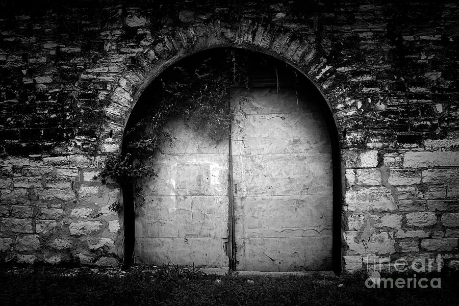 Doors To The Other Side Photograph  - Doors To The Other Side Fine Art Print