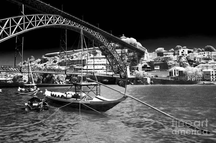 Douro River View Photograph